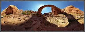 Panorama,360°,USA,Amerika,Landschaft,Utah,Rainbow Bridge,Lake Powell,Page,America,Panoramic,Michael Rucker